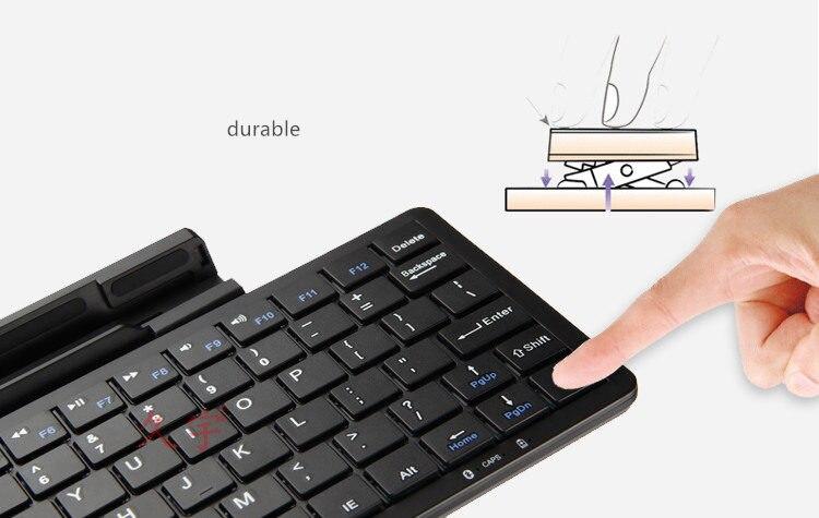 Bluetooth Keyboard For iPhone X 8 8 Plus iphone 7 Plus 6 6sPlus 6plus 5 5S SE 5c Mobile Phone Wireless Bluetooth keyboard Case