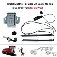 Smart Auto Electric Tail Gate Lift for BMW X1 Control Set Height Avoid Pinch With electric suction