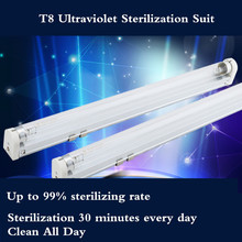T8 Ultraviolet Lamps Domestic Germicidal Lamp 10W 15W Household Disinfection UV Lamp TUV