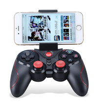 GEN GAME S5 Wireless Bluetooth Game Console Handle Controller Gamepad For IOS Android OS Phone Tablet PC Smart TV With Holder