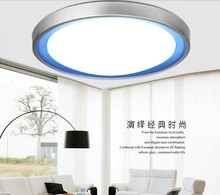 LED Ceiling light 23W  Dia 41CM 220V Big Discount Retail Anti-glare Hotels/Home Lighting free sihpping