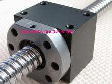 1pcs RM1605 nut housing bracket holder for 16mm ball screw SFU1605 SFU1604 SFU1610 CNC part(China)