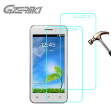 Popular 2PCS/lot Soft Glass Film Nano Explosion-Proof Glass Screen Protector For JIAYU G2S Clear Screen Protective Film(China)