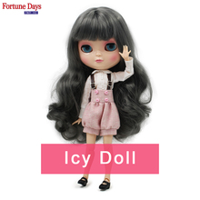 Fortune Days New ICY Doll Same As Factory Blyth doll Full Set Clothes Including Joint Body Clothes & Shoes & GestureA+B & Stand