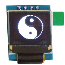 "1pcs White 0.66 inch OLED Display Module 64x48 0.66"" LCD Screen IIC I2C for Arduino AVR STM32"