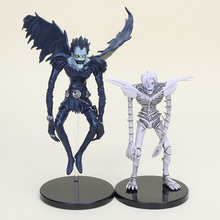 15-18cm Death Note Deathnote Ryuuku Rem PVC Action Figure Collection Model Toy Dolls