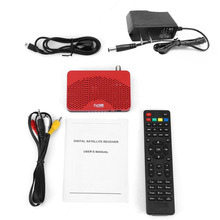 Universal DVB-S2+IPTV+IKS TV Box Full HD Satellite Wifi KeyTuner Receiver Support 3G Dongle Home Entertainment Device