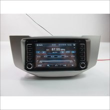 For LEXUS RX 330 2003~2012 - Radio CD DVD Player & GPS Nav Navi Navigation System / Double Din Car Audio Installation Set