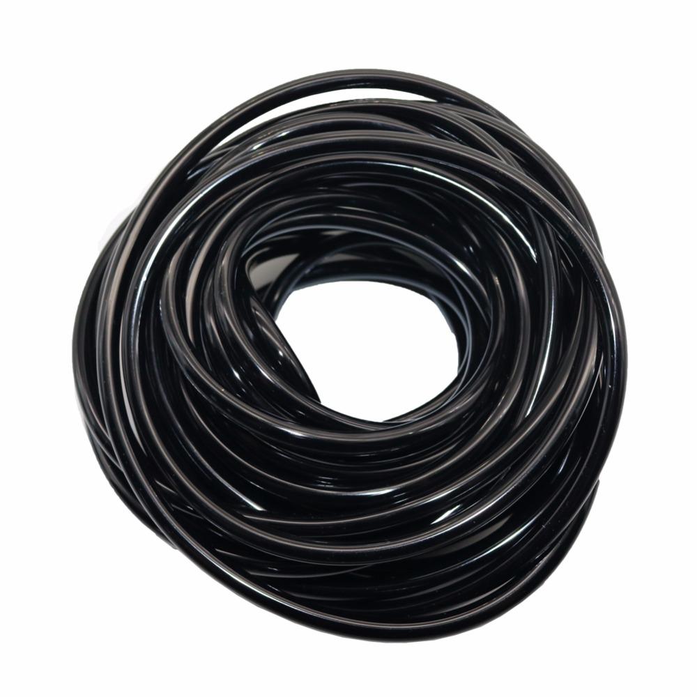 HTB1QqkHSXXXXXXuXFXXq6xXFXXX7 - 1 Sets Fog Nozzles irrigation system - Automatic Watering 10m Garden hose Spray head with 4/7mm tee and connector