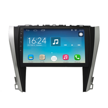 10.2 inch 2 din Quad Core Andoid 6.1.1 Car GPS navigation for Toyota Camry 2012 2013 2014 2015 auto car radio stereo audio(China)