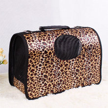 S/M/L COOL Pet Dog Carrier Travel Bag Crate Cat Tote Cage Folding Kennel pet bag portable teddy dog Bag backpack