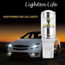 T10 30W Car  Fog Lamps Light Bulb Sourcing High Power LED External Lights Auto Driving Bulbs Lamp Universal White 12 - 24V
