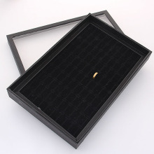 Rings Organizer Jewelry Display Ring Storage Jewelry Box And Packaging Ring Box Ring Display Jewelry Gift Box