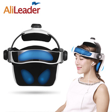 Comfortable Head Massage MP3 Music Massage Device Electric Head Massager Instrument Scalp Massage Helmet Relax Tool