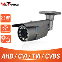 CCTV Camera 1080P SONY Sensor UTC Control 60m Long Night Vision Varifocal Lens Waterproof IP66 Security Camera 2.0 Megapixel