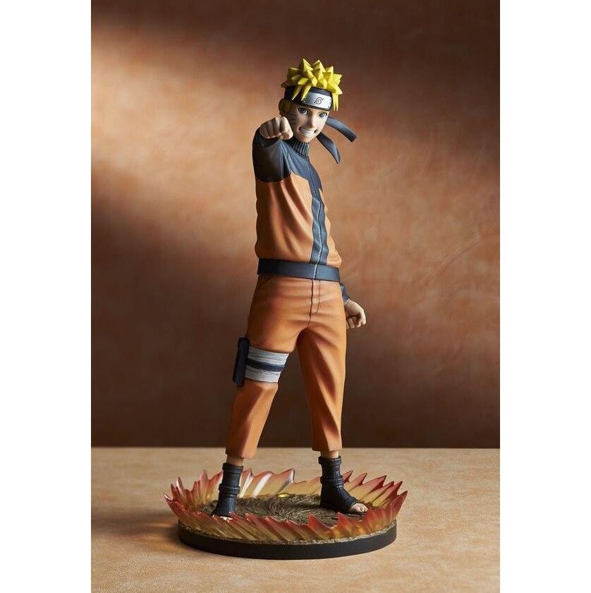 Naruto Japanese Anime Uzumaki Naruto Kurama Rikudousennin Modo Cartoon Action Figure Toys 26cm PVC Kids Collection Model 0801<br><br>Aliexpress
