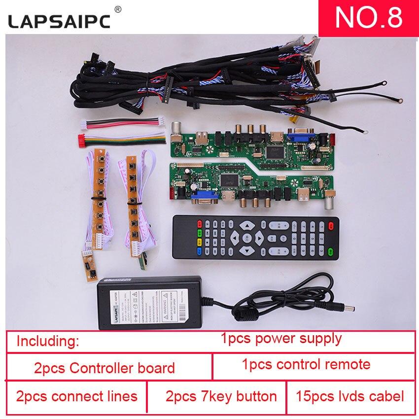 LED TV Controller Driver Board