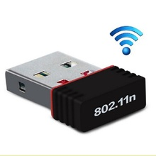 150 Mbps Mini 150M USB WiFi Wireless LAN 802.11 n/g/b Adapter nano network N Fast 150M LAN Adapter wholesale