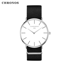 Watches Women Fashion Watch 2017 Unisex Watches CHRONOS Rose Gold Silver Lady Clock Men Relogio Masculino Horloge Orologi Donna