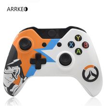 ARRKEO DIY Popular FPS Game Full Custom With 3.5mm Headset Jack Replacement Shell Case Mod Kit For Microsoft Xbox One Controller