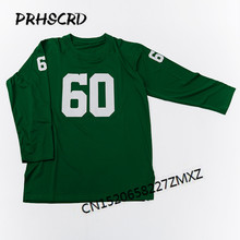 Retro star #60 Rob Davis Embroidered Throwback Football Jersey(China)
