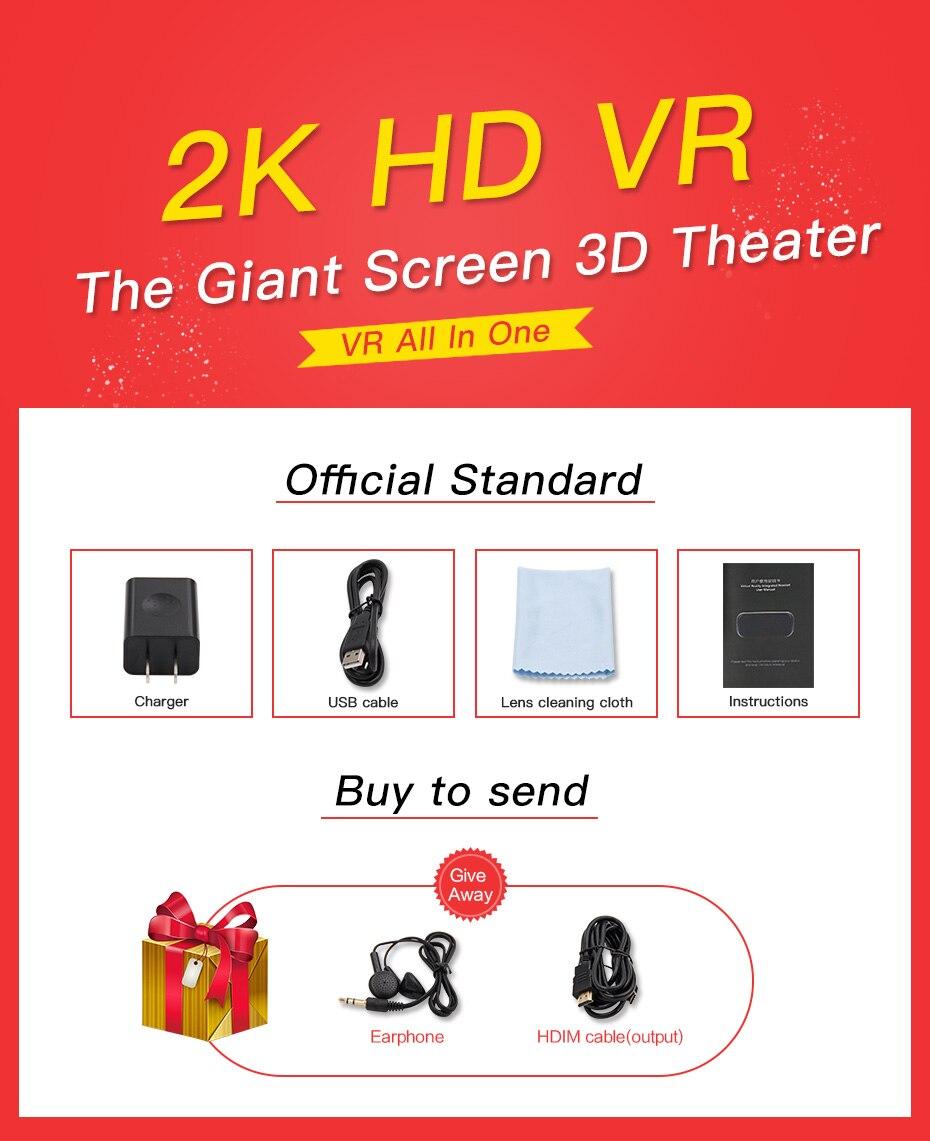 vr glasses virtual reality for pc vr glasses ps4 vr glasses hdmi vr glasses all in one VM05_1