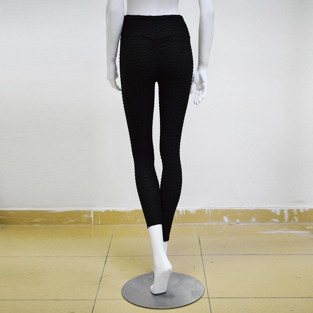 Women's High Waist Fitness Leggings, Fashion Push Up Spandex Pants, Workout Leggings 19
