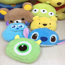 Monster University Mike Sullivan Winnie Dumbo Rilakkuma Stitch Alien Eeyore Plush Pillow Cushion Soft Toys Doll 40CM