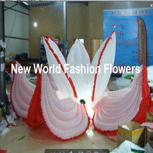 Lighted Inflatable Flower For Wedding Favors Come With Blower(5m)(China)