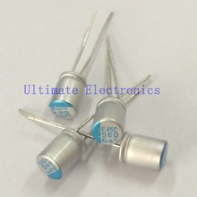 10pcs 560uF 6.3V NCC PSE serires  6.3x8mm Super Low ESR 6.3V560uF For Motherboard VGA Solid Capacitors