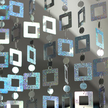 Free shipping,PVC sequins curtains, household items partitions Plastic curtain Home supplies festive wedding decoration