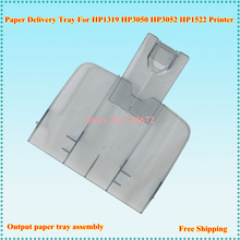10pcs Output Paper Tray RM1-4725-000 for HP LaserJet 1522 1522NF 1120 1120N 3052 3055 3050 1319 Printer Paper Delivery Tray