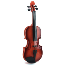 Emulational Plastic Violin Kids Simulation Toy Educational Musical Instrument(China)
