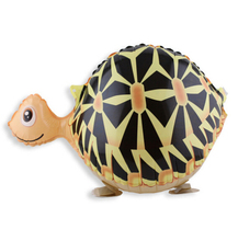Tortoise balloon walking balloons animals inflatable air ballon for party supplies  kids classic toy 61*32cm