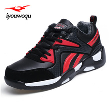 Buy 2017 New design Outdoor Winter sneakers men Krasovki Running Shoes Warm comfortable Lace-Up Sports man shoes 808 for $27.51 in AliExpress store