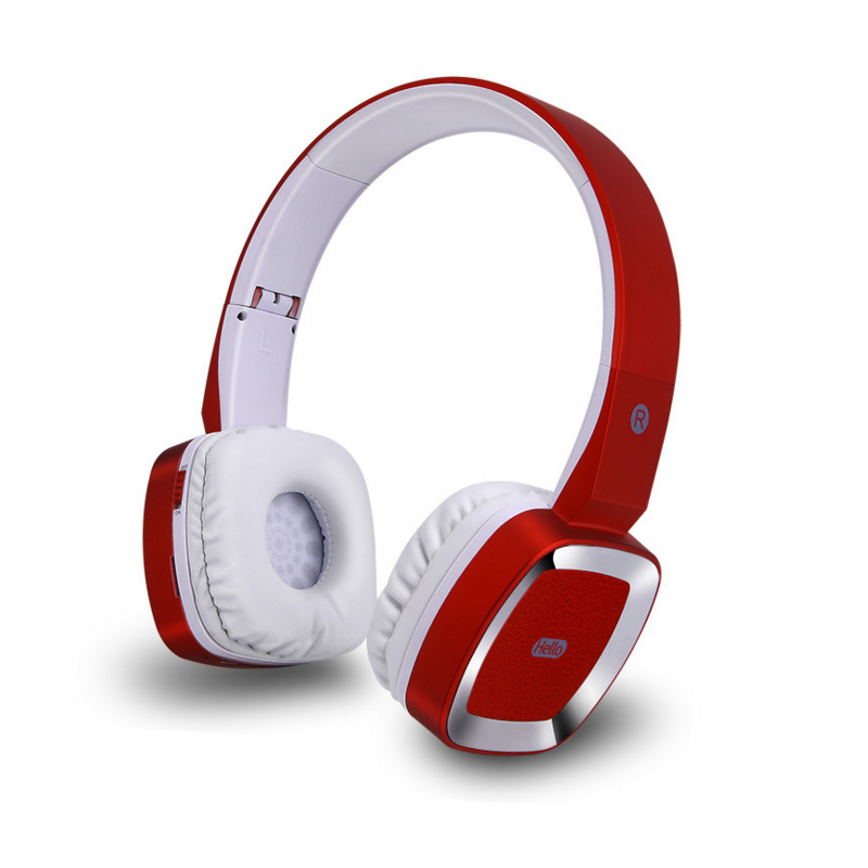 Wireless &amp; Wired Bluetooth Headphone Sport Headphone Support TF Card HIFI Stereo Headset With Microphone Earphone For HTC<br>