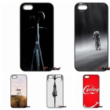 Favorite IAM Cycling Bike Art Poster Cell Phone Case For iPhone 4 4S 5 5C SE 6 6S 7 Plus Galaxy J5 J3 A5 A3 2016 S5 S7 S6 Edge