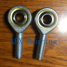 10mm SA10T/K POSA10 SAL10T/K POSAL10 SAL10 rod end joint bearing metric male left hand thread M10X1.5mm rod end bearing