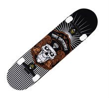 DEATH SERIES SKATEBOARD PRO COMPLETE 7.5 VISIONS new - ready to ride