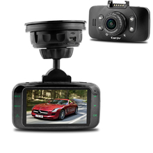 "Mini 2.7"" LCD Car DVR Camera GF100 Touch Button 1080P 170 Wide Angle 4X Zoom G-sensor Night Vision Car Style"
