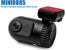 dashcam Newest Ambarella A7LA50D  Super HD 1296P Mini 0805 Dash Car DVR Camera With  GPS