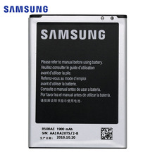 Original New Samsung Battery For Samsung Galaxy S4 Mini i9192 B500AE 1900mAh 3 Pin