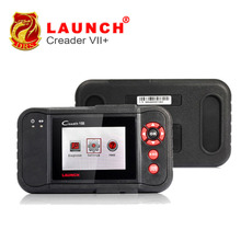 Newest Launch Creader VII+ Auto Code Reader Launch X431 Creader VII Plus Engine ABS SRS Braking System Auto Scanner Creader 7+(China)
