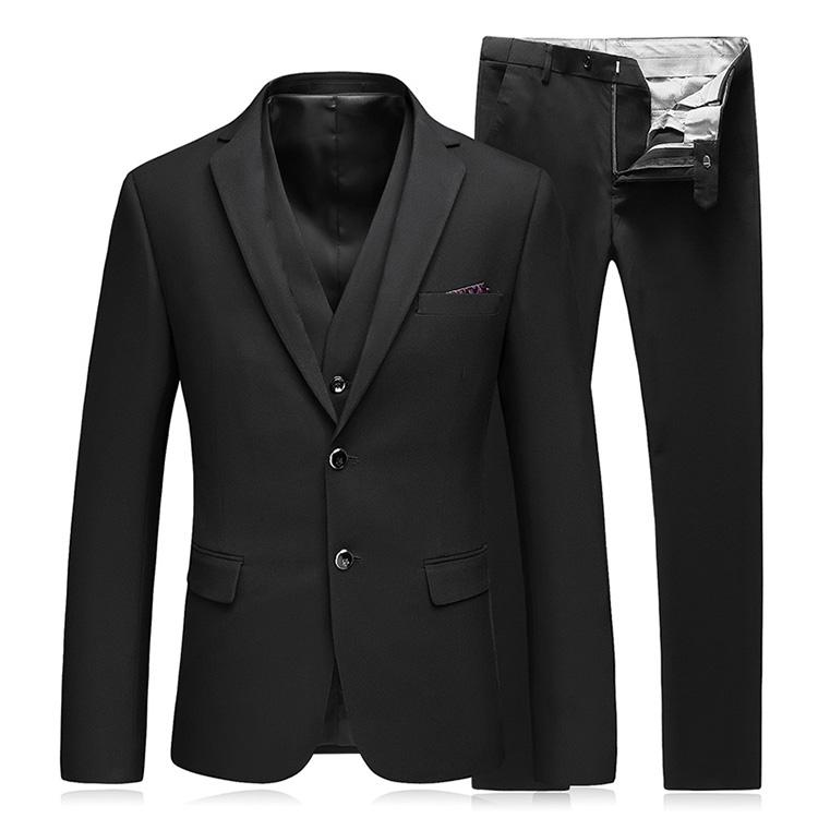 slim fit men suit