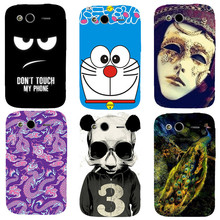 Cute Cartoon Case For HTC Wildfire S G13 A510e A510C Cover HD UV Printing Hard Plastic Printed Phone Back Shell Capa Funda New