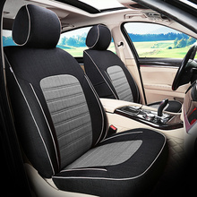 Quality Cover Seat Car for Toyota Prado Seat Covers for Cars Seat Supports Covers Automobile Interior Accessories Seat Protector