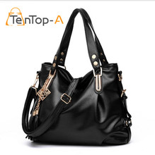 TenTop-A Hot sale fashion luxury handbags women large capacity casual bag ladies pu leather office tote bags bolsos feminina bag