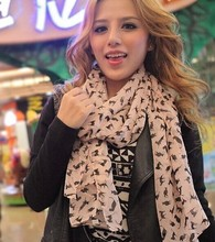 high quality WOMAN SCARF cotton voile scarves solid warm autumn and winter scarf shawl printed 1pcs/lot SW40