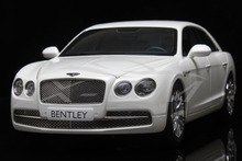 Diecast Car Model Bentley Flying Spur W12 (Glacier White) 1:18 + SMALL GIFT!!!!!!!!!!!