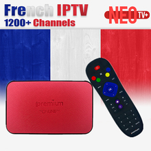 Buy French IPTV NEO TV AVOV TVonline+ Android TV Box Europe Arabic Belgium IPTV Subscription Streaming IPTV Box Adult smart tv box for $93.48 in AliExpress store